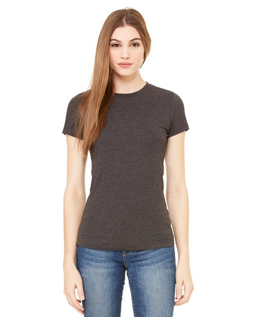 Bella + Canvas 6004USA Womens Made in the USA Favorite Tee