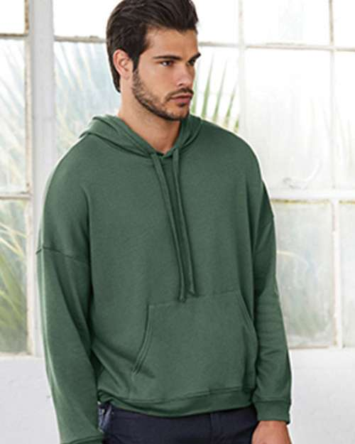Bella + Canvas C3729 Unisex Canvas Sponge Fleece DTM Hoodie