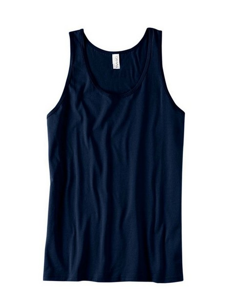 Bella + Canvas 3480U Unisex Made in the USA Jersey Tank