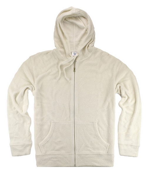 Boxercraft L02 Mens Cozy Full Zip Hoodie