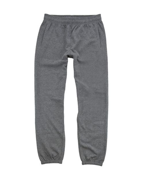 Boxercraft YK14 Youth Fleece Banded Pants