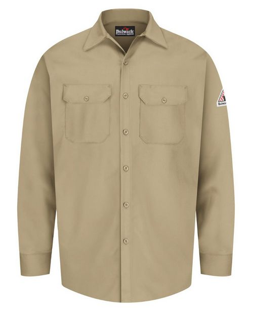 Bulwark SEW2 Flame Resistant Excel Work Shirt