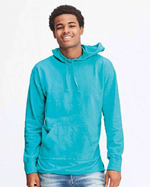 Comfort Colors 1535 Mens French Terry Scuba Hoodie