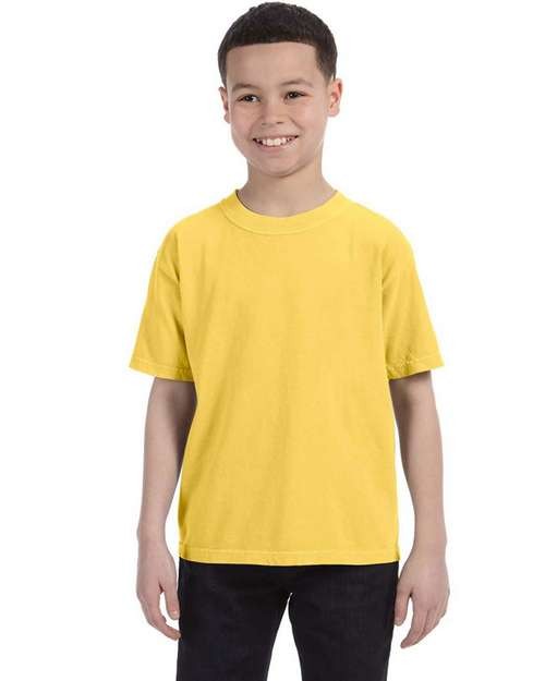 Comfort Colors 9018 Youth Ring-Spun Tee