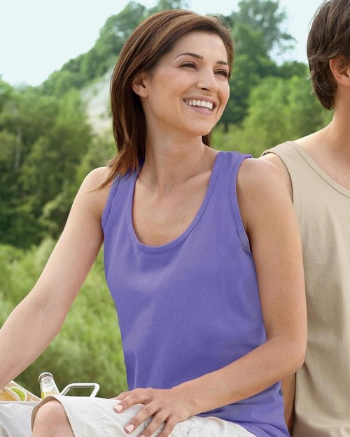 Comfort Colors C4056 Women Ringspun Tank