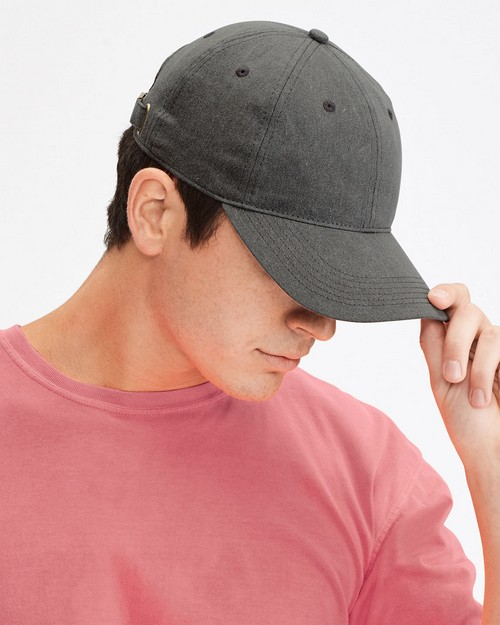 Comfort Colors CC104 Pigment Dyed Canvas Baseball Cap