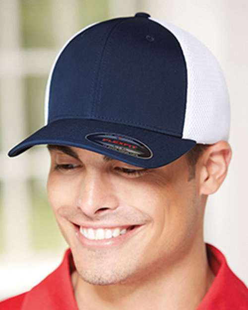Flexfit 6533T Ultrafibre & Airmesh Two Tone Cap
