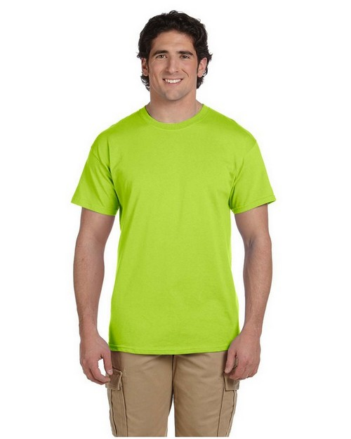 Fruit Of The Loom 3931T Tall 100% Heavy Cotton HD T-Shirt