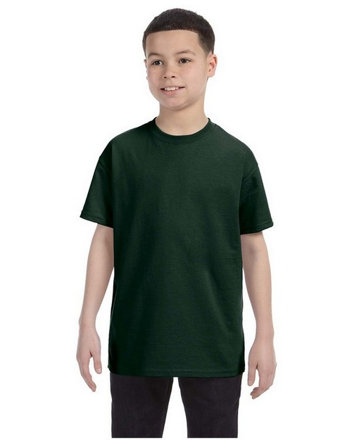 Fruit of the Loom 5930B Youth 5.6 oz 50/50 Best T-Shirt