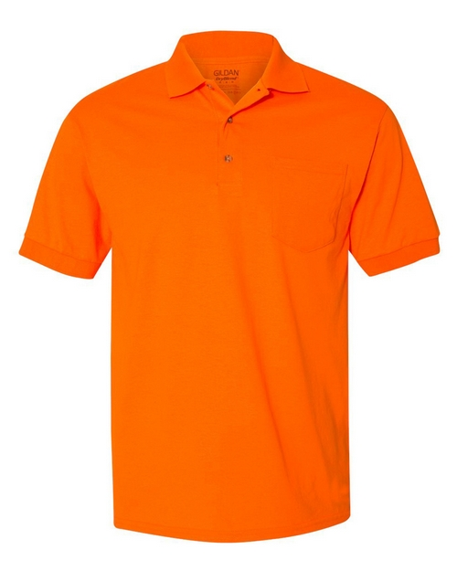 Gildan 8900 DryBlend Jersey Sport Shirt with Pocket