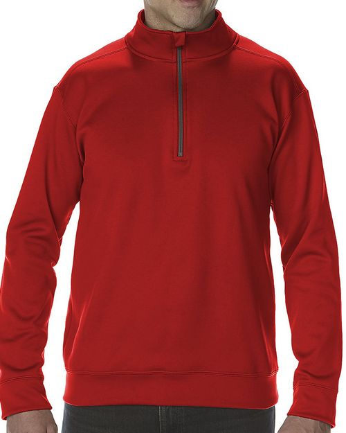 Gildan G99800 Performance Adult Tech 1/4 Zip Sweatshirt