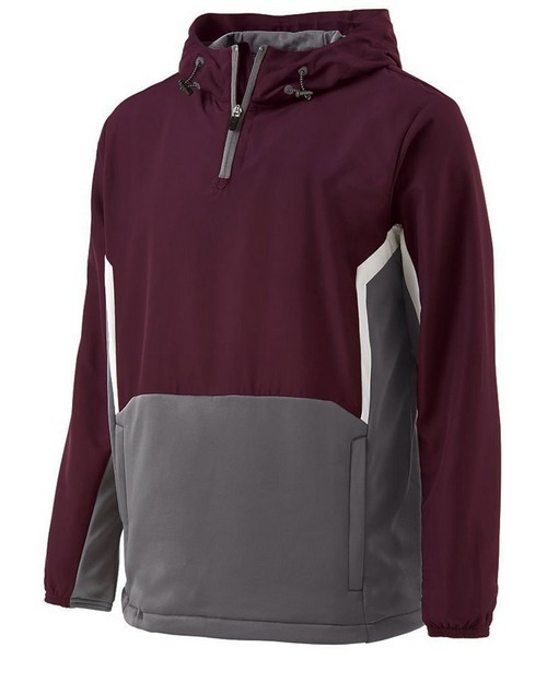 Holloway 229005 Adult Polyester Quarter Zip Potential Pullover