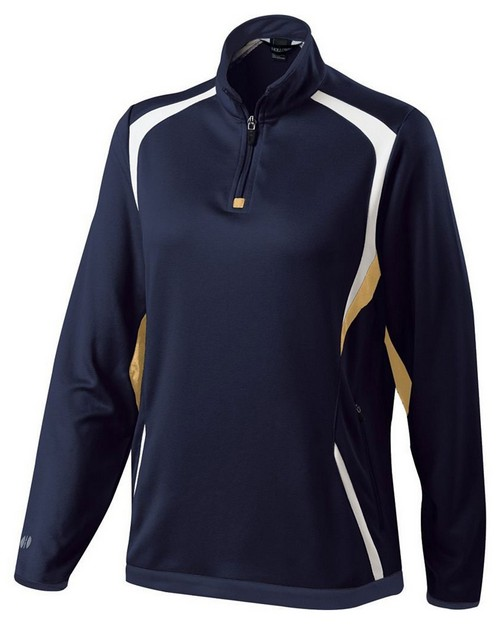 Holloway 229337 Ladies Polyester 1/4 Zip Transform Pullover
