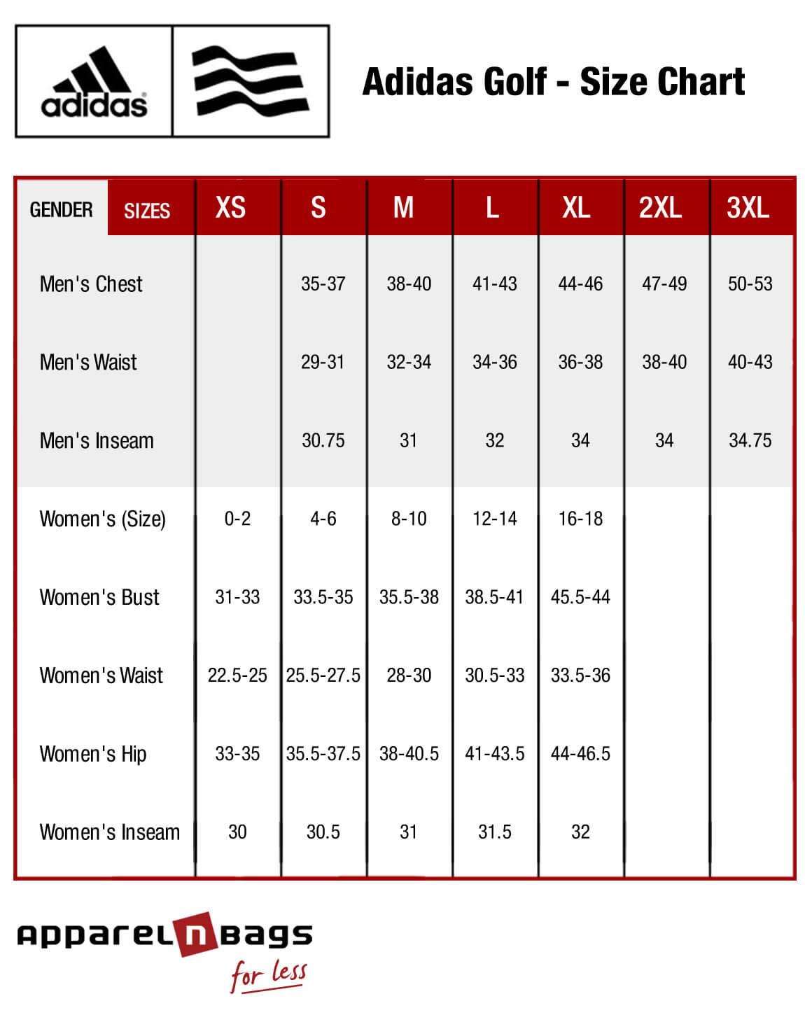 Womens To Mens Shoe Size Chart Adidas