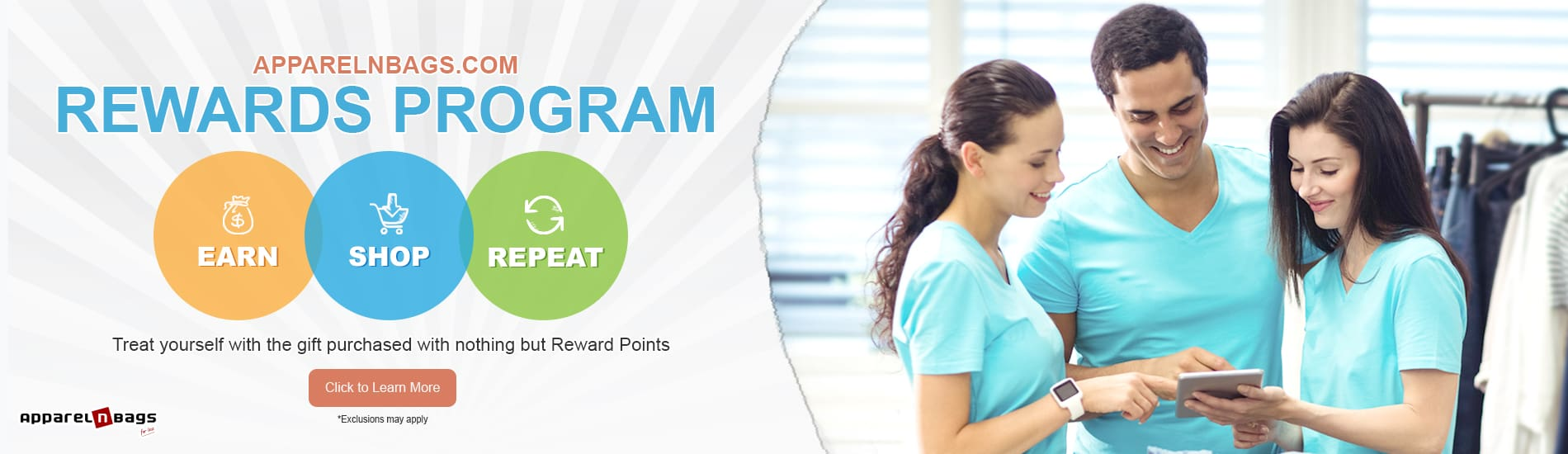 Reward Points Program 2017