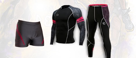Custom Compression Wear