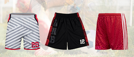Stock Soccer Shorts
