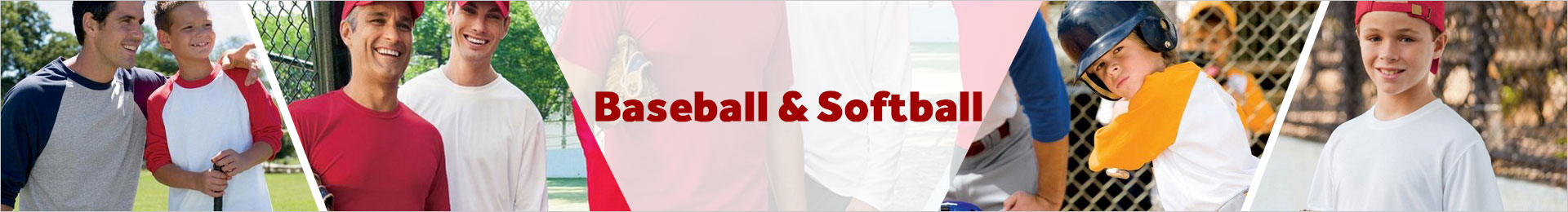 Baseball & Softball Clothing for Men, Women, Boys and Girls