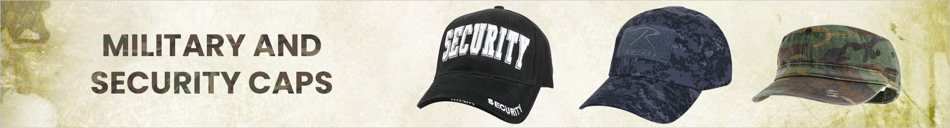 5a6ffe012e28b Wholesale Military and Security Caps