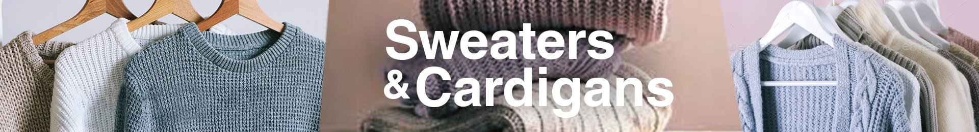 Wholesale Sweaters and Cardigans