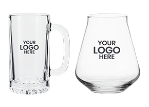 Shop Custom Wine & Beer Glasses