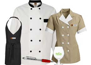 Shop Restaurants & Wait Staff Uniforms