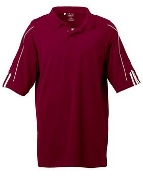 Collegiate Burgundy/ White