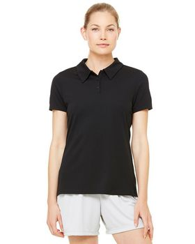 All Sport W1709 Women's Performance Mesh Polo