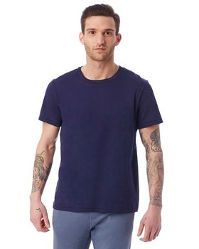 Alternative 12523P Men's Cotton Perfect Crew T-Shirt