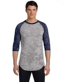 Grey Heather/Navy