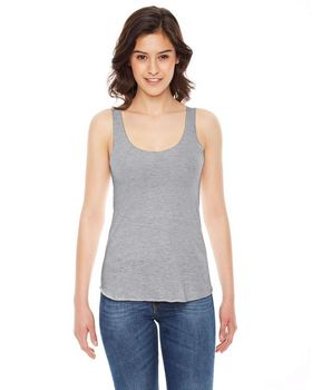 American Apparel TR308W Ladies Triblend Racerback Tank Top