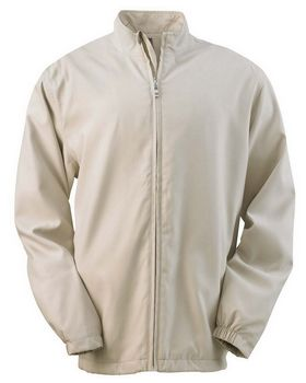 Ashworth 5378 Men's Full Zip Lined Wind Jacket