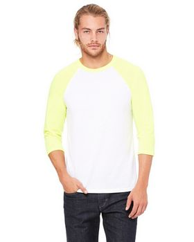 White/Neon Yellow
