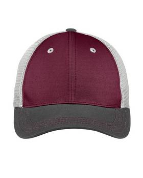 Maroon/Charcoal/Grey
