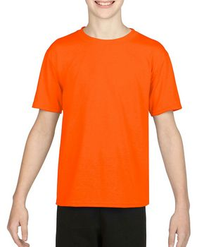 Heather Sport Orange