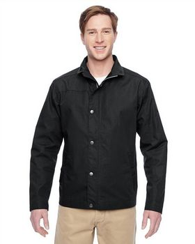 Harriton M705 Men's Auxiliary Canvas Work Jacket