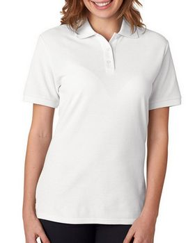 Jerzees 537W Women's Easy Care Polo Shirt
