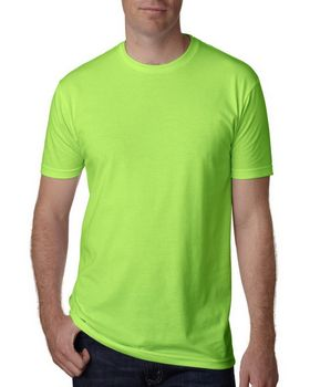 Neon Heather Green