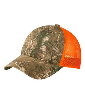 Realtree Xtra/Neon Orange