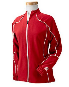 Russell Athletic S81JZX Women's Team Prestige Full-Zip Jacket