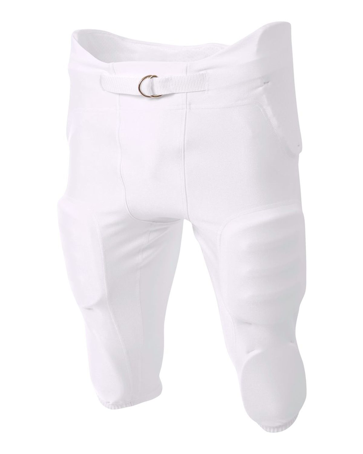 A4 NB6198 Boy's Integrated Zone Football Pant