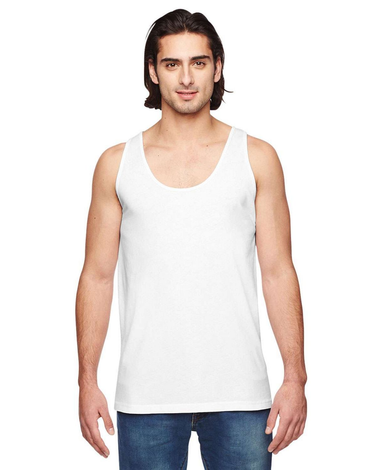 American Apparel 2411W Power Washed Unisex Tank Top