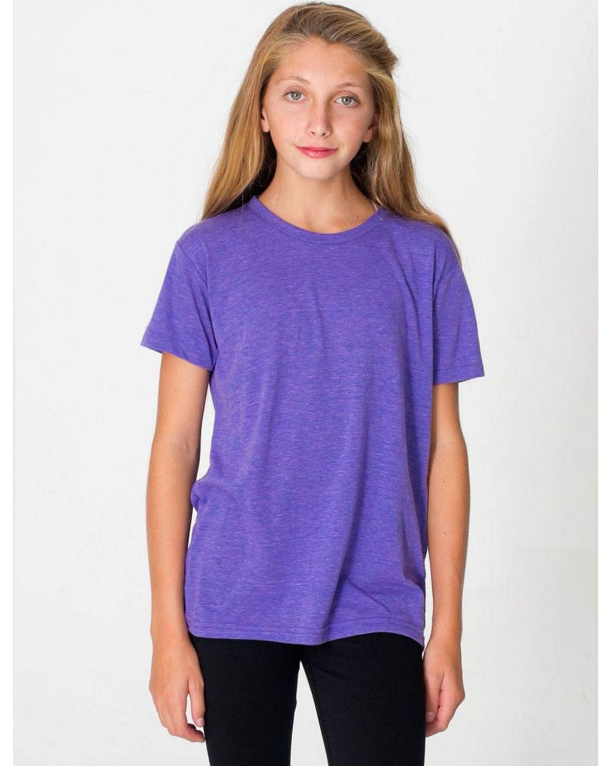 American Apparel TR201W Youth Triblend T-Shirt