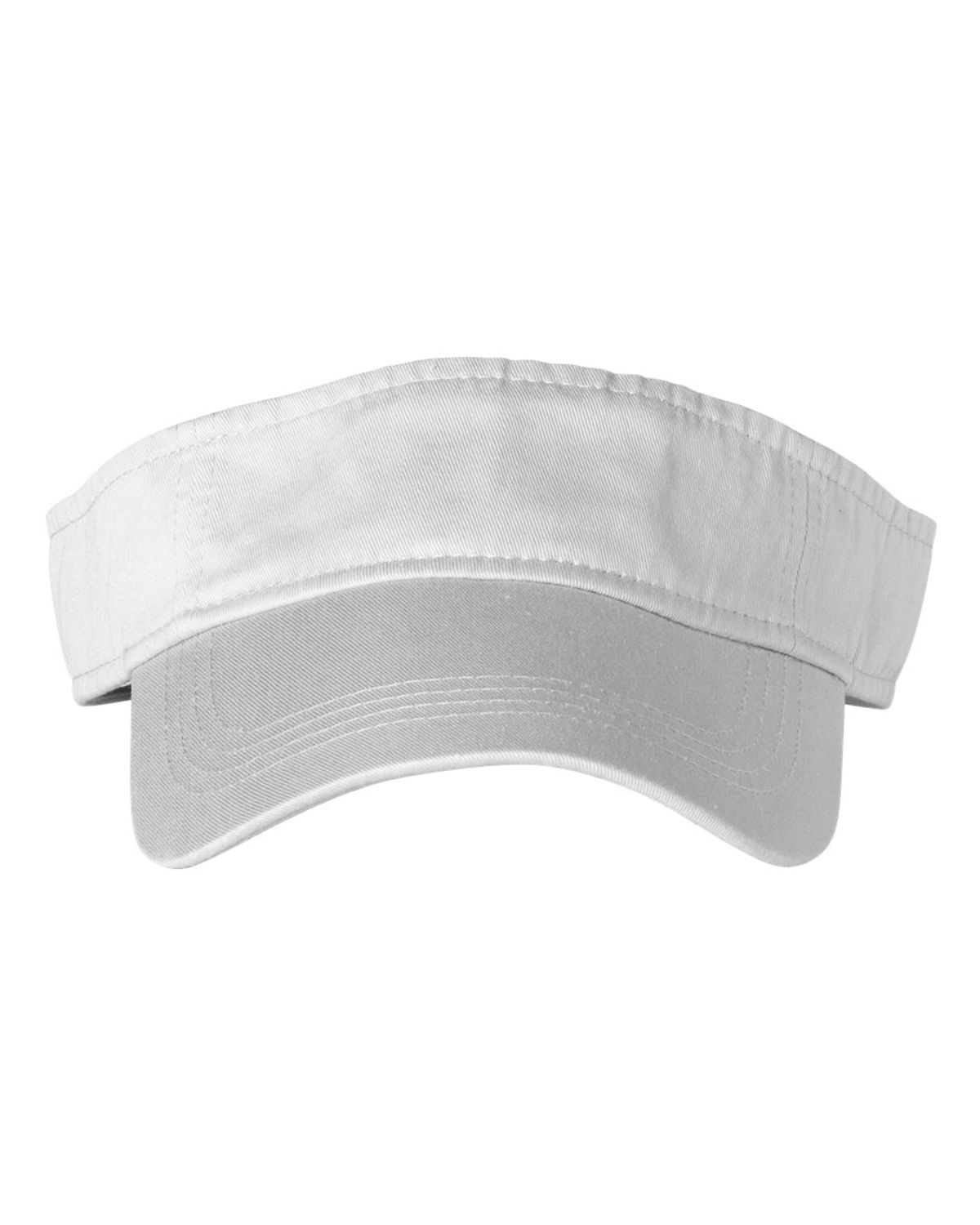 5a8fe33c Buy Anvil 158 Solid 3-Panel Low Profile Twill Visor Hat