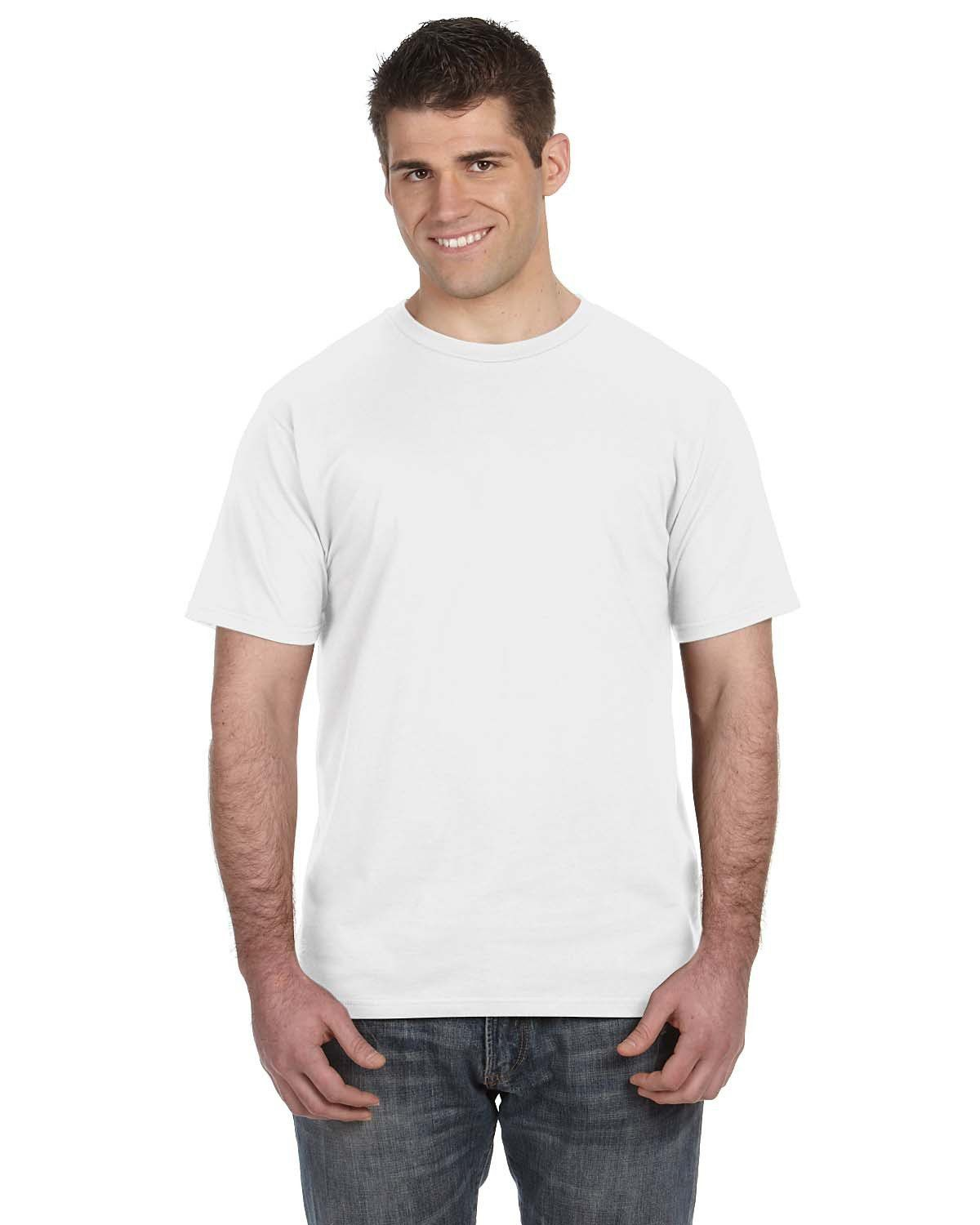 Anvil 980 Men's Ringspun Cotton Fashion-Fit T-Shirt
