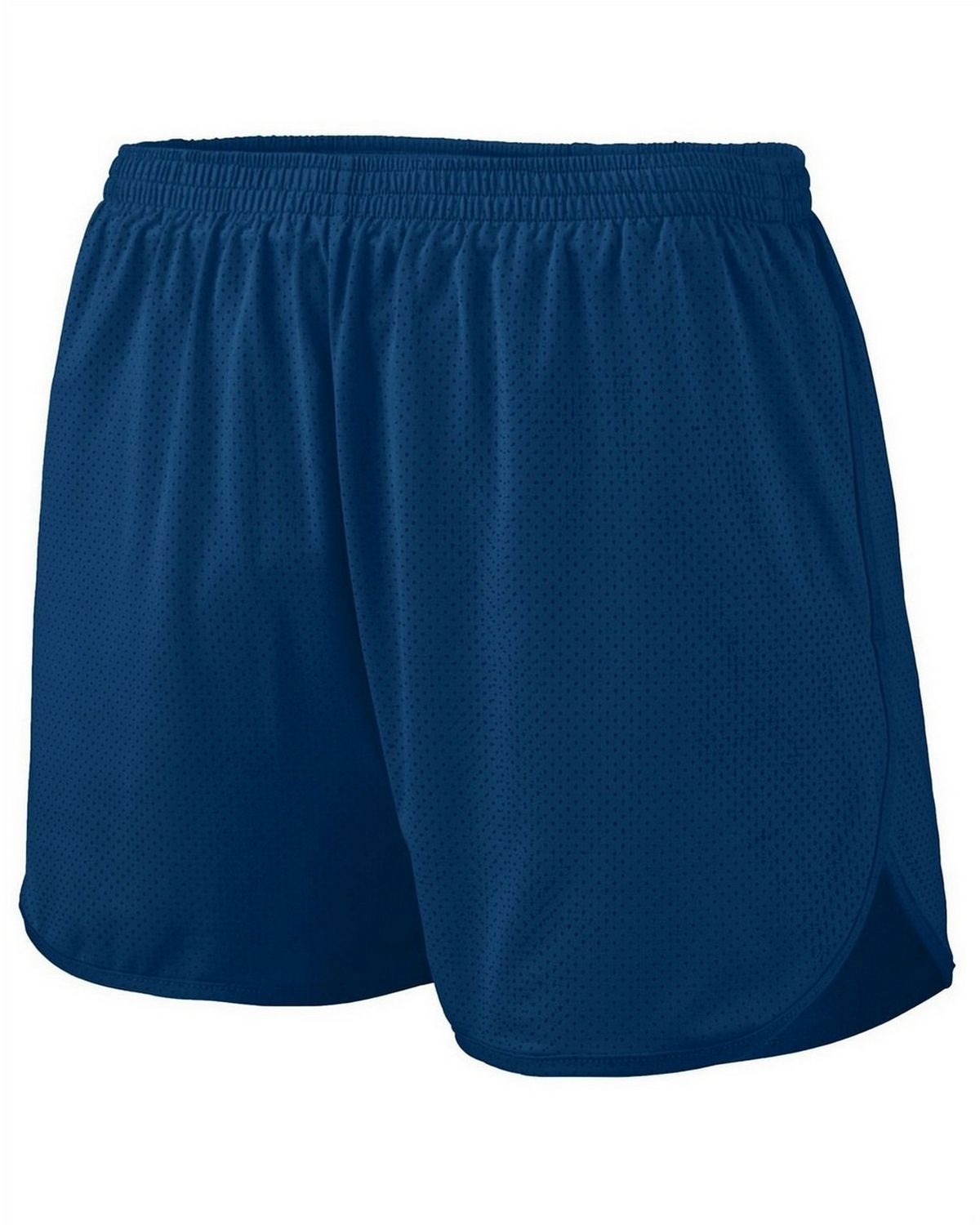 Augusta Sportswear 338 Wicking Short - Navy - S 338