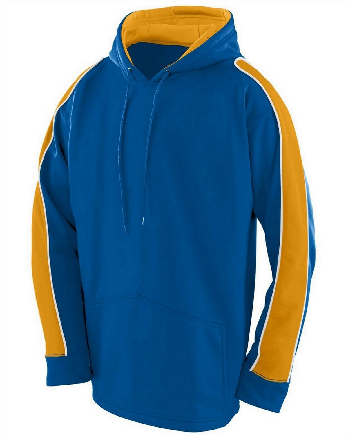 Augusta Sportswear 5523 Hoody - Royal/Gold/White - L 5523