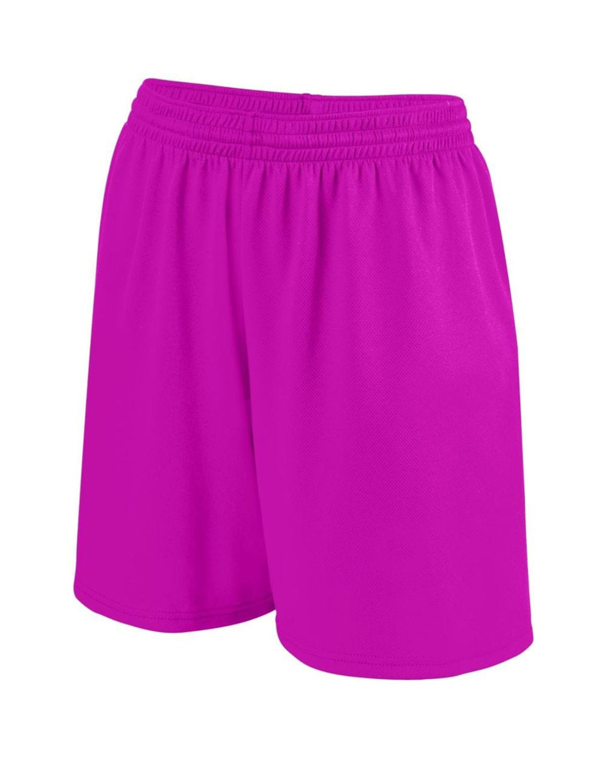 Augusta Sportswear AG962 Shockwave Short - Pow Pink/ White - XL AG962