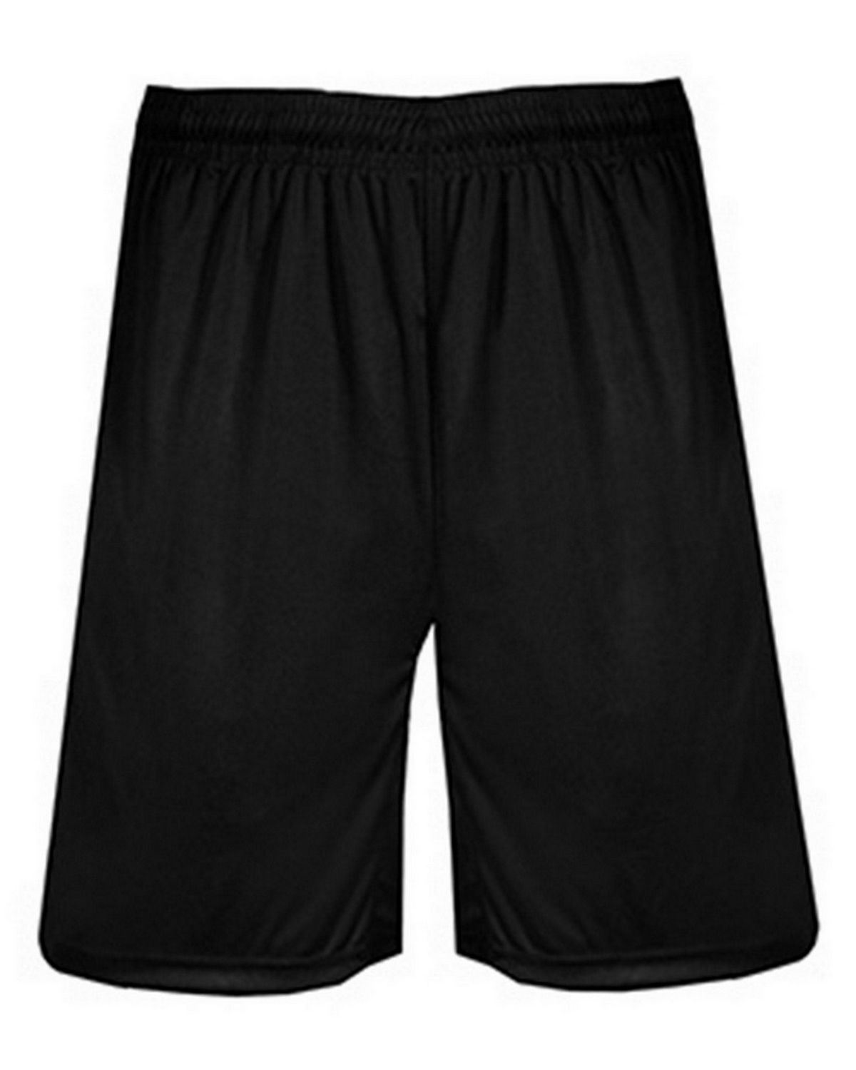Badger BD4110 Bt5 Trainer Short - Black - 2X BD4110
