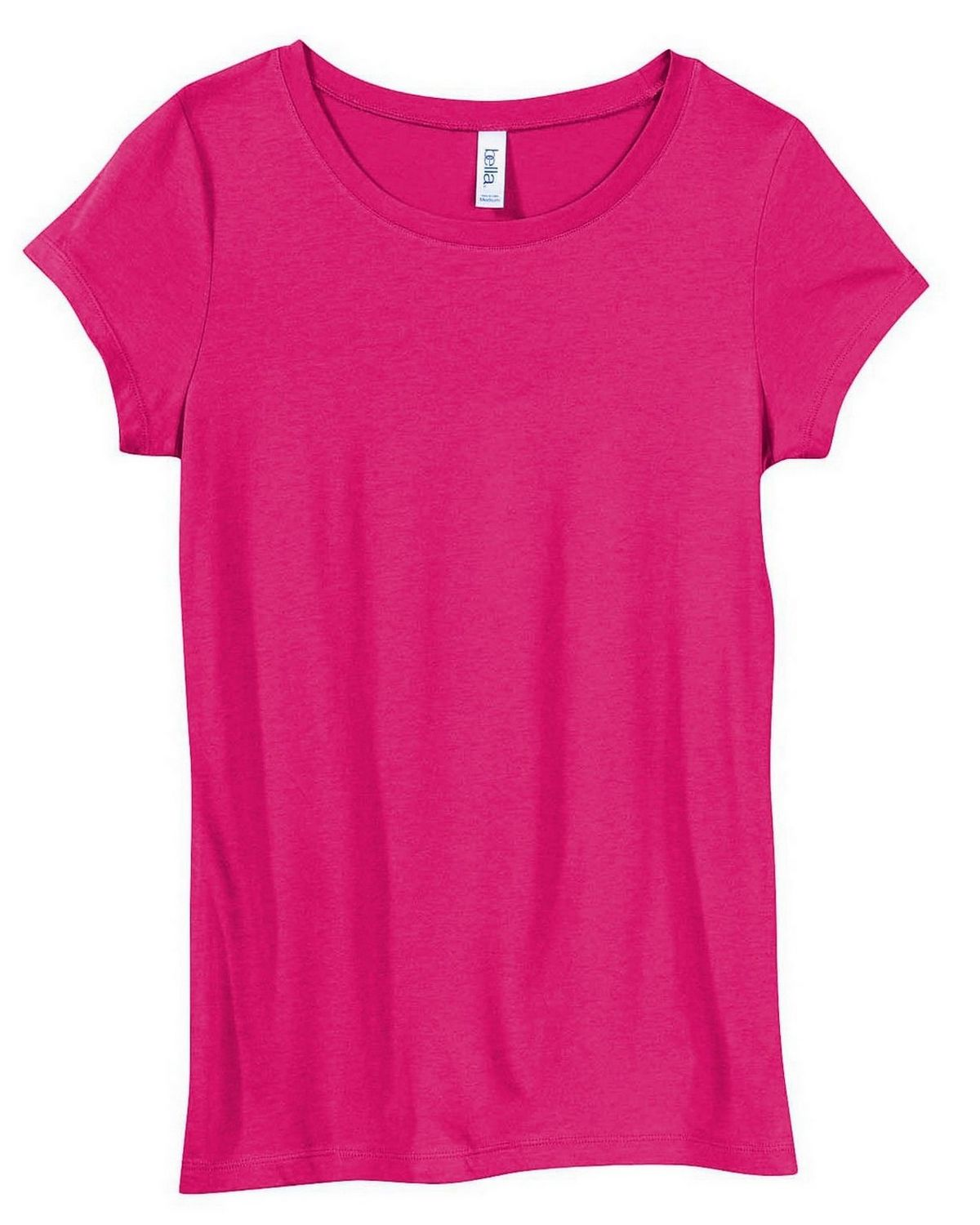Bella + Canvas B8101 Ladies Marcelle Jersey T-Shirt - Berry - XL B8101